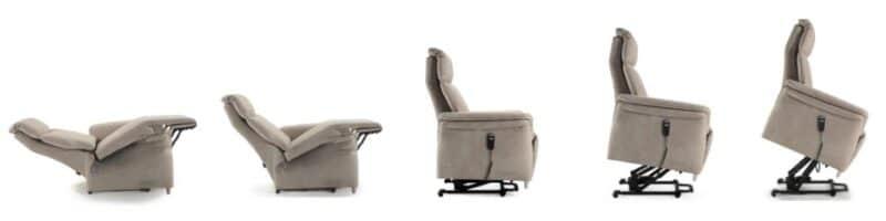 Senioren fauteuil